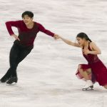 2018 Winter Olympics - Free Dance - Bronze - Maia and Alex Shibutani (USA)_04