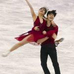 2018 Winter Olympics - Free Dance - Bronze - Maia and Alex Shibutani (USA)_05