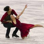 2018 Winter Olympics - Free Dance - Bronze - Maia and Alex Shibutani (USA)_06