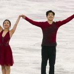 2018 Winter Olympics - Free Dance - Bronze - Maia and Alex Shibutani (USA)_07