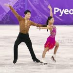 2018 Winter Olympics - Free Dance - Short Program - Maia and Alex Shibutani (USA)_01