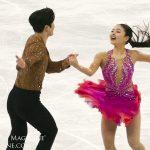 2018 Winter Olympics - Free Dance - Short Program - Maia and Alex Shibutani (USA)_06