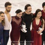 2018 Winter Olympics - Free Dance - Venue Ceremony - 20180220_06