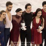 2018 Winter Olympics - Free Dance - Venue Ceremony - 20180220_07