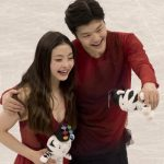 2018 Winter Olympics - Free Dance - Venue Ceremony - 20180220_08