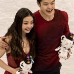 2018 Winter Olympics - Free Dance - Venue Ceremony - 20180220_10