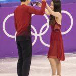 2018 Winter Olympics - Free Dance - Venue Ceremony - 20180220_13