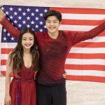 2018 Winter Olympics - Free Dance - Venue Ceremony - 20180220_14