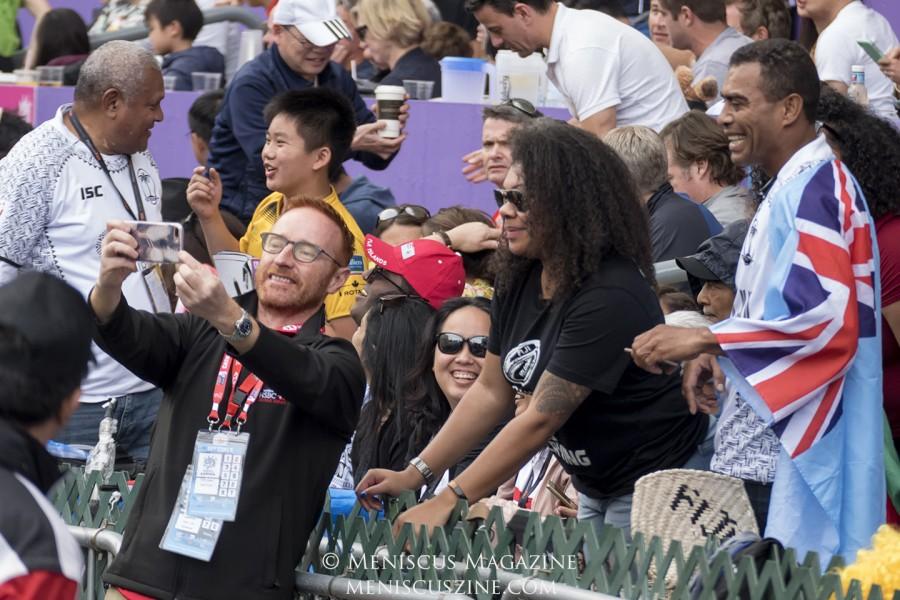 Former Fiji Head Hong Kong Sevens 2018 - Coach Ben Ryan_02