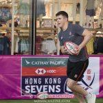 Hong Kong Sevens 2018 - England mini clinic, Hysan Place, Sky Garden, 20180401_06