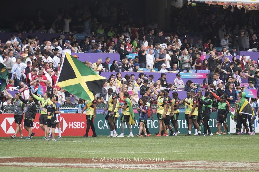 Hong Kong Sevens 2018 - Players Parade