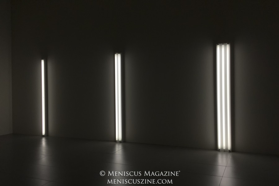 Artist: Dan Flavin The Nominal Three (1963)