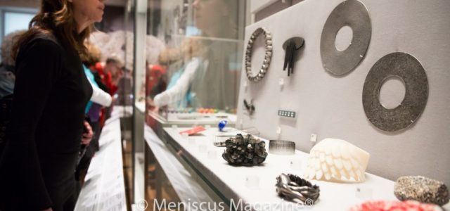 """The Cooper Hewitt, Smithsonian Design Museum opened its doors to a special """"Tea & Talk"""" panel featuring itsJewelry of Ideas: Gifts from the Susan Grant Lewin Collection exhibit."""