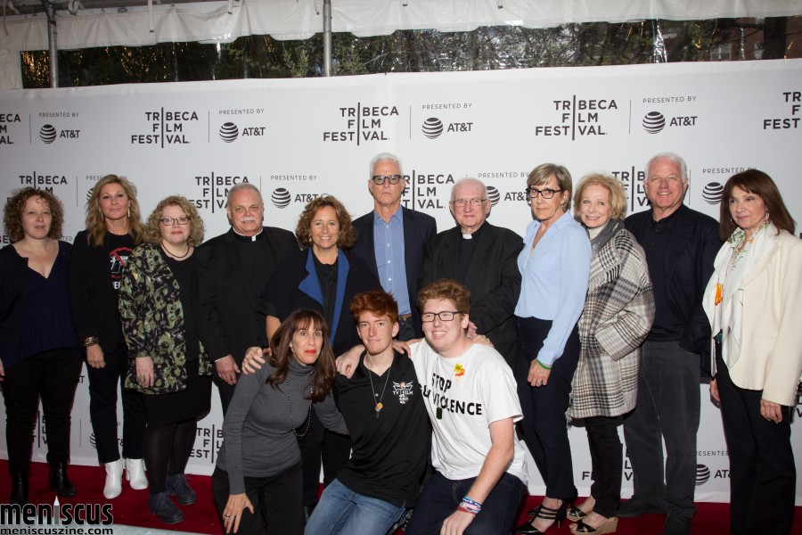 """Notes from Dunblane: Lessons from a School Shooting"" won Best Documentary Short at the 2018 Tribeca Film Festival. According to the jury: ""This transcendent film adds a revelatory dimension to a subject that is at the epicenter of public consciousness today. We found the wholly original approach of this film allowed us to feel again about subject matter that had shattered our collective souls and left us numb. An emotional paralysis was lifted as we watched this film that allowed us to engage once again with the brutal reality that is America today."" (photo by Yanek Che / Meniscus Magazine)"