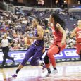 Behind by just four points at the half, the Mystics (10-6) managed to tie the Phoenix Mercury (13-5) three times but eventually lost by 10.