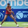 """Williams won her game, 5-2, as well as the """"Supertiebreaker,"""" saving three match points in the latter against San Diego's Naomi Broady."""