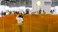 The Argentinian artist Marta Chilindron displayed two works at the 2014 edition of Art Basel Hong Kong.