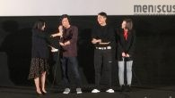 """Lee's masterful """"Burning"""" is his first work in eight years. The director, along with actors Yoo and Jeon, talked about its themes and script in Busan."""