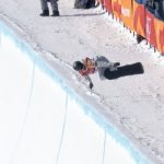 2018 Olympic Snowboard - Women's Halfpipe_Bronze Medal - Arielle Gold (USA)_01