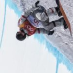 2018 Olympic Snowboard - Women's Halfpipe_Bronze Medal - Arielle Gold (USA)_04