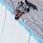 2018 Olympic Snowboard - Women's Halfpipe_Bronze Medal - Arielle Gold (USA)_05