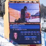 2018 Olympic Snowboard - Women's Halfpipe_Bronze Medal - Arielle Gold (USA)_06