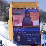 2018 Olympic Snowboard - Women's Halfpipe_Silver Medal - Liu Jiayu(CHN)_01