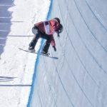 2018 Olympic Snowboard - Women's Halfpipe_Silver Medal - Liu Jiayu(CHN)_02
