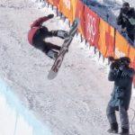 2018 Olympic Snowboard - Women's Halfpipe_Silver Medal - Liu Jiayu(CHN)_03