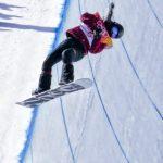 2018 Olympic Snowboard - Women's Halfpipe_Silver Medal - Liu Jiayu(CHN)_04