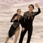 2018 Winter Olympics - Free Dance - Short Program - Tessa Virtue and Scott Moir (CAN)_01