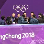 2018 Winter Olympics - Free Dance - Short Program - Tessa Virtue and Scott Moir (CAN)_02