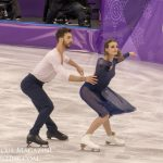 2018 Winter Olympics - Free Dance - Silver - Gabriella Papadakis and Guillaume Cizeron (FRA)_01