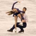 2018 Winter Olympics - Free Dance - Silver - Gabriella Papadakis and Guillaume Cizeron (FRA)_04