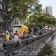 The 32nd Annual Great Hawaii Rubber Duckie Race took place on March 30, 2019, and helped to promote the work of the United Cerebral Palsy Association.