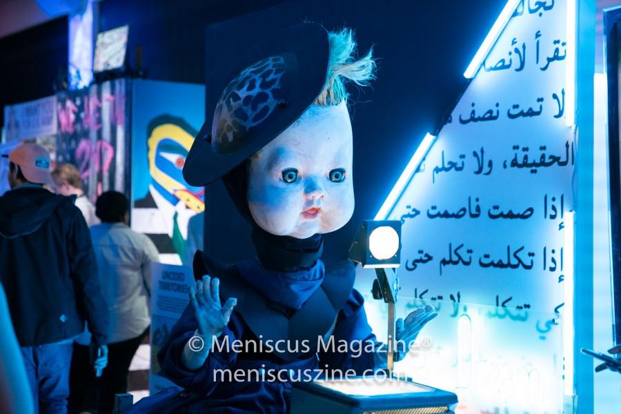 """""""Gymnasia"""" (photo by Asya Gorovits / Meniscus Magazine)"""
