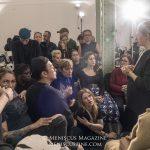 Yohji Yamamoto Backstage Hair and Makeup Fall 2019 - Paris Fashion Week_100301_02