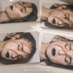 Yohji Yamamoto Backstage Hair and Makeup Fall 2019 - Paris Fashion Week_100301_03