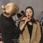 Yohji Yamamoto Backstage Hair and Makeup Fall 2019 - Paris Fashion Week_100301_11