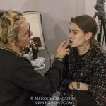 Yohji Yamamoto Backstage Hair and Makeup Fall 2019 - Paris Fashion Week_100301_12