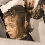 Yohji Yamamoto Backstage Hair and Makeup Fall 2019 - Paris Fashion Week_100301_16