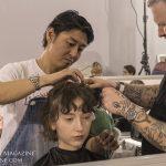 Yohji Yamamoto Backstage Hair and Makeup Fall 2019 - Paris Fashion Week_100301_18