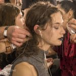 Yohji Yamamoto Backstage Hair and Makeup Fall 2019 - Paris Fashion Week_100301_24