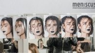 Meniscus Magazine went backstage several hours before the designer's Paris runway show to check out hair and make-up styling details.