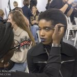 Yohji Yamamoto Backstage Hair and Makeup Fall 2019 - Paris Fashion Week_100301_30