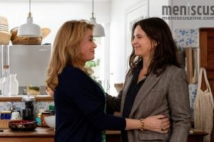 "Catherine Deneuve (left) and Juliette Binoche play mother and daughter in ""The Truth."" (still courtesy of the Busan International Film Festival)"