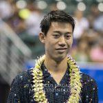 Hawaii Open_Kei Nishikori_191228_1217