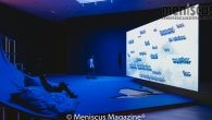 On Oct. 21, 2019, a newly renovated Museum of Modern Art opened to the public. These images of Hito Steyerl's work were captured during a press preview.