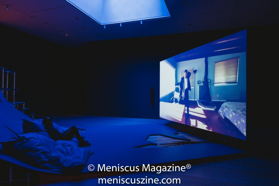 """Liquidity Inc."" (2014) Artist: Hito Steyerl (photo by Asya Gorovits / Meniscus Magazine)"