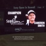 SonyOpen_1 CameronSmith Sony Open Champion 200113_1047